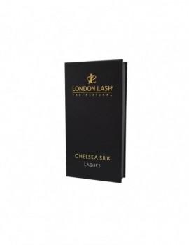 Single Size curba B 0.12 Chelsea Silk Lashes Classic