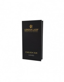 Single Size curba B 0.07 Chelsea Silk Lashes Volume