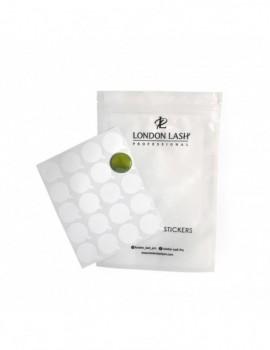 London Lash Sticker adeziv mare 24 buc