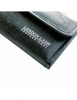 London Lash husa plic pentru pensete neagra