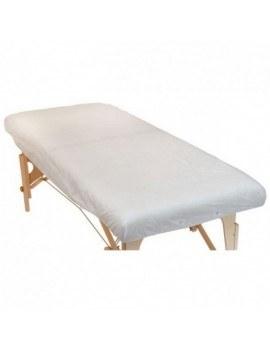 Husa pat unica folosinta cu polietilena